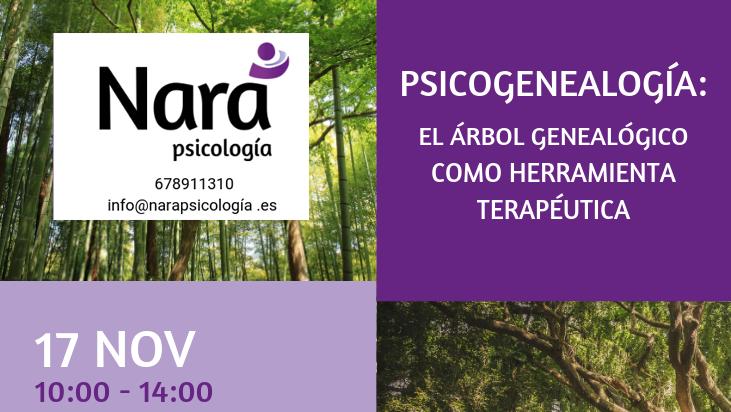 Psicogenealogía: el árbol genealógico como herramienta terapéutica.