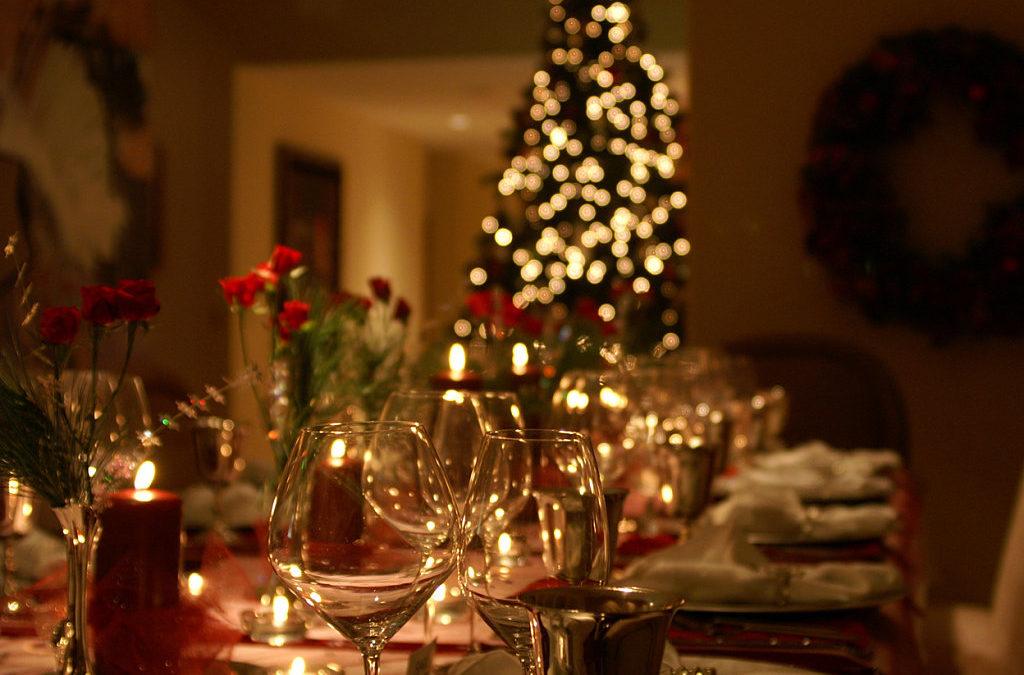¿Cómo tener una cena tranquila estas Navidades?