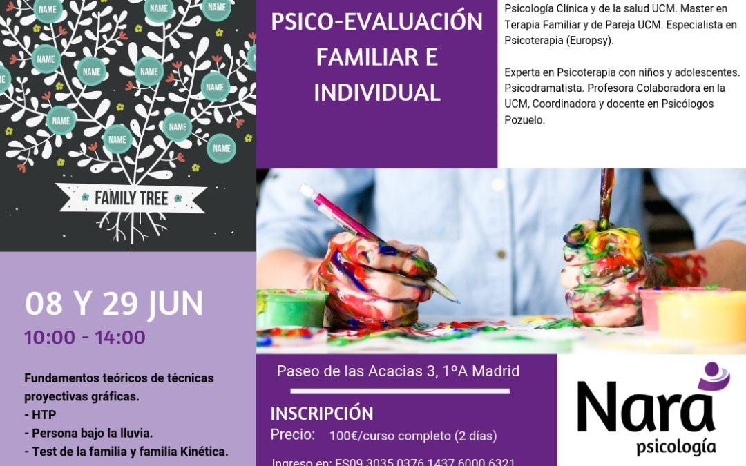 Psico-Evaluación Familiar e Individual junio