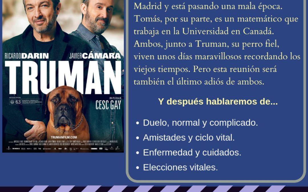 Cine-fórum: Truman