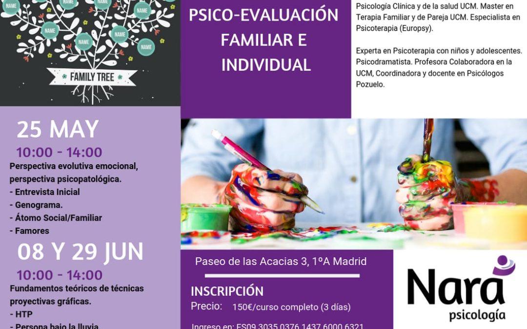Psico-Evaluación familiar e individual