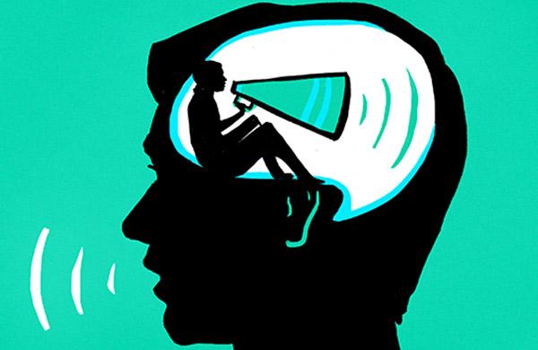 La voz crítica interna y la ansiedad