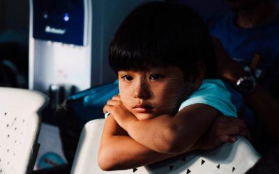 Ansiedad infantil. Cuando el estrés afecta a niños y niñas
