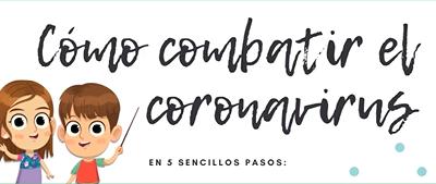 ¿CÓMO INFORMAR Y PROTEGER A TU HIJO/A FRENTE AL CORONAVIRUS-COVID 19?