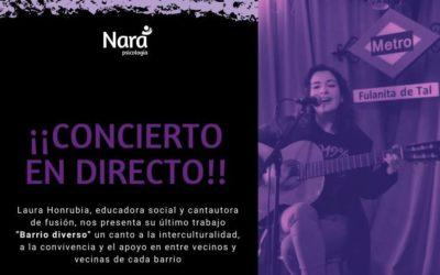 Concierto de Laura García Honrubia
