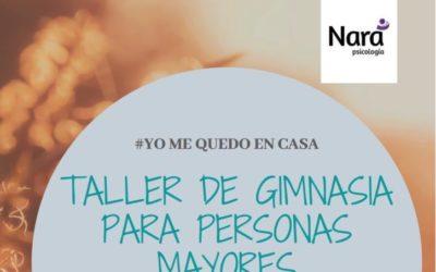 Taller Gimnasia para Mayores