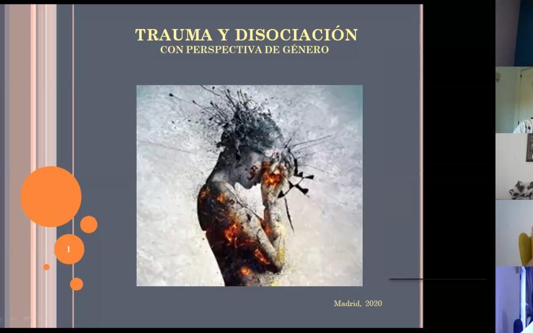 Formaciones en Nara Psicología – Curso de Trauma y disociación – Módulo 1