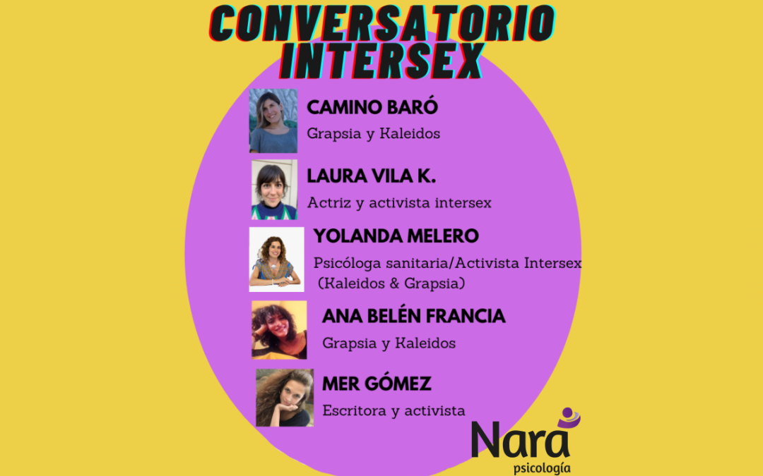 Conversatorio Intersex